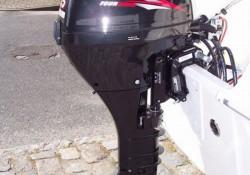 Suzuki 4stroke DF15RLK3