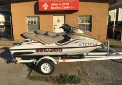 1999 SEA DOO PERSONAL WATERCRAFT