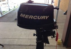Mercury 4hp 4 Stroke 15