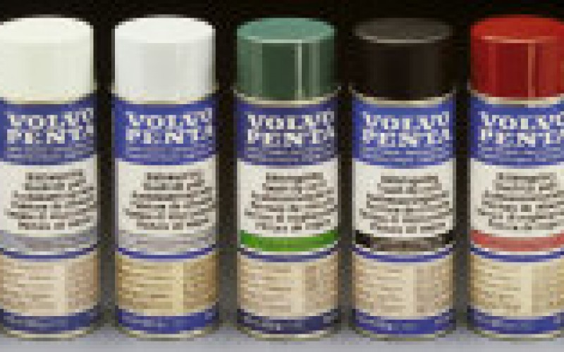 How To Apply Volvo Touch Up Paint