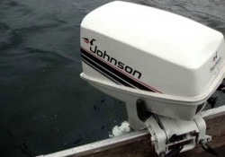 Johnson 8hp Sail Drive 20